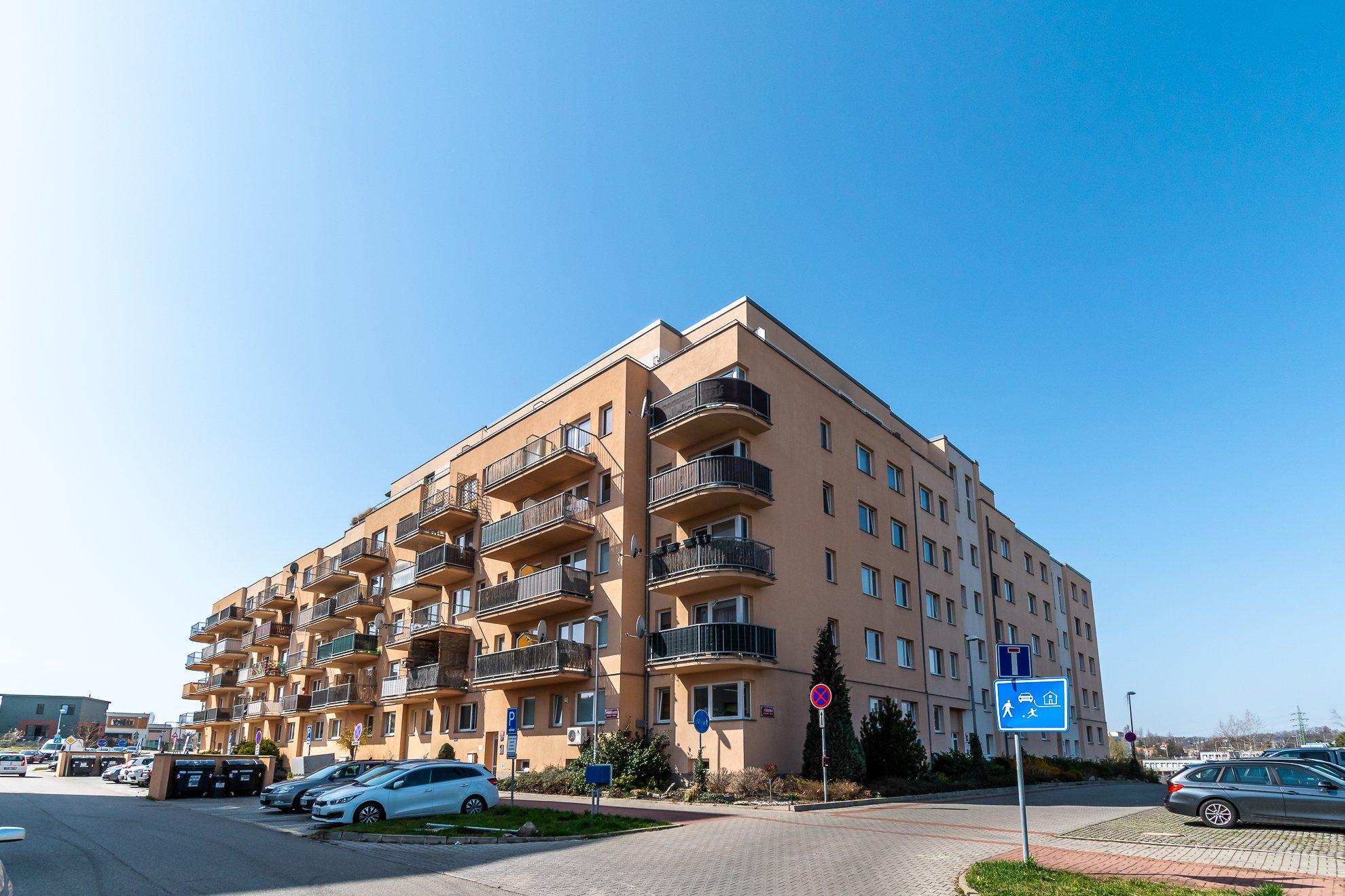 REZERVOVÁNO – Prodej bytu 2+kk 60 m² Dobrovolného, Praha 9 – Černý Most