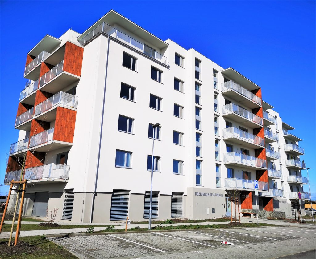Pronájem bytu 2+kk 51 m² Nymburk