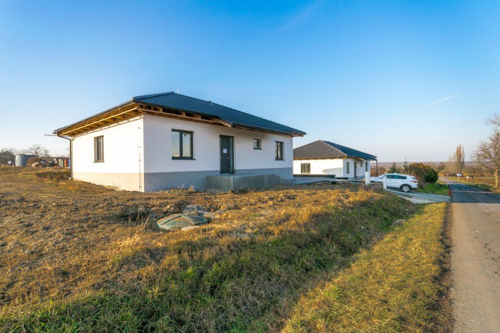 Prodej rodinného domu 110 m², pozemek 852 m² Hořany okr. Nymburk