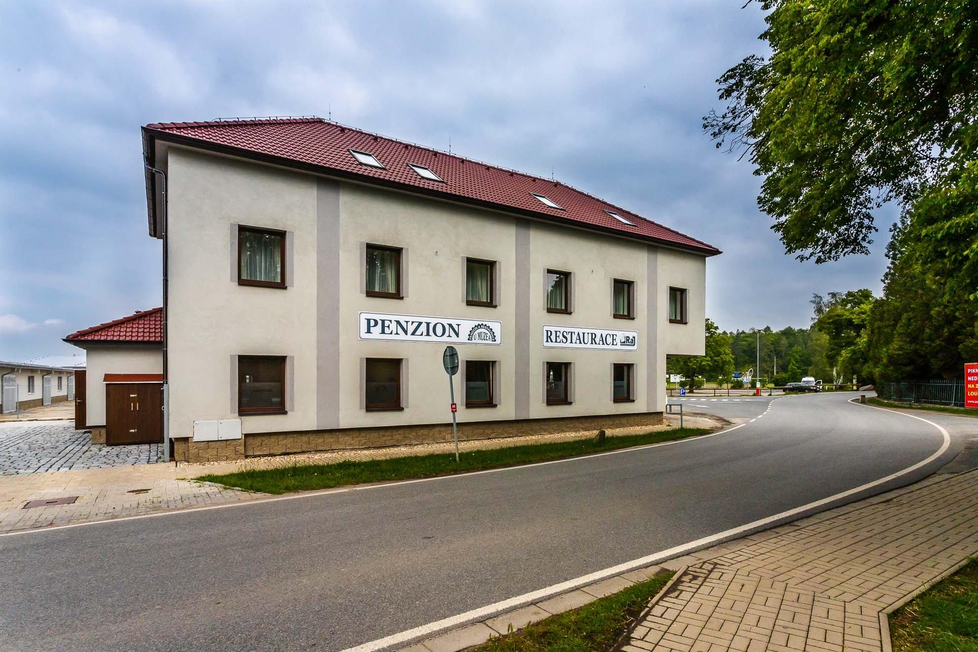 Pronájem ubytovacího zařízení 510 m² Loučeň