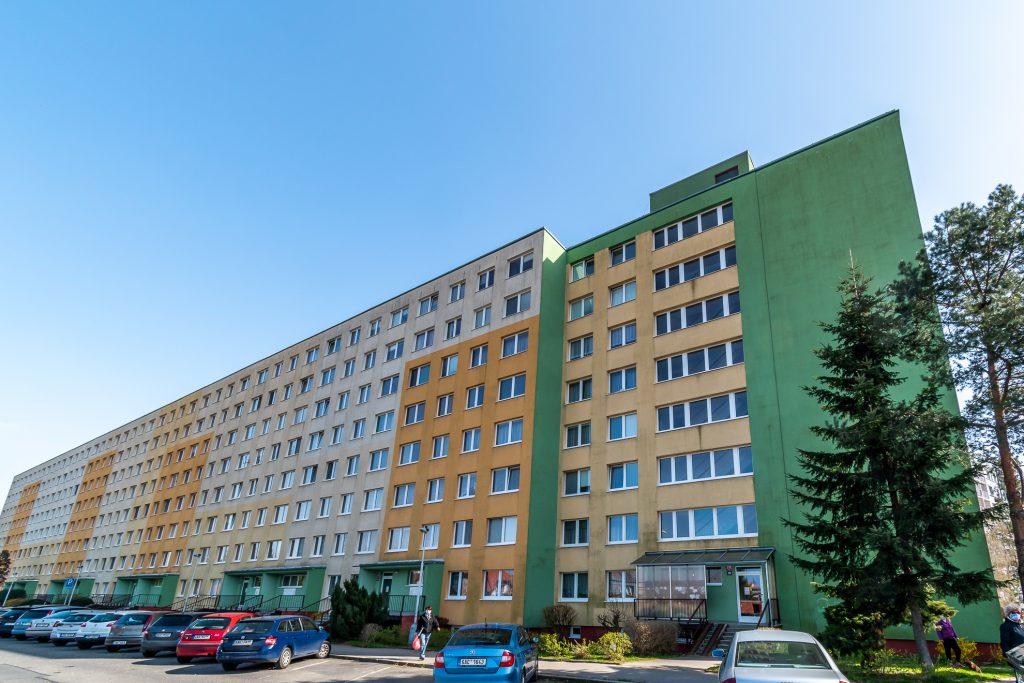 Pronájem bytu 2+kk 44 m² Praha 10 – Horní Měcholupy