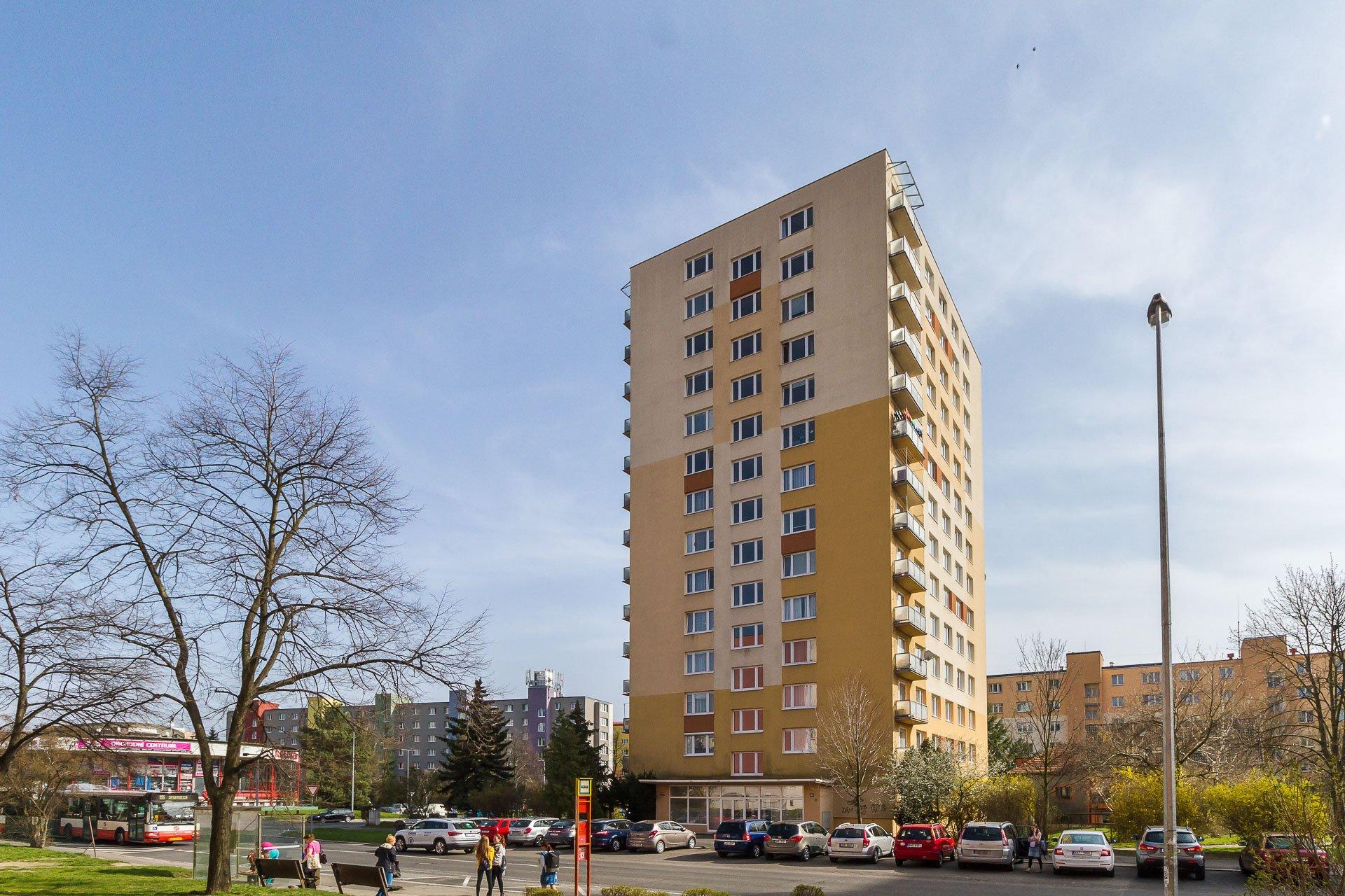 Prodej bytu 3+1 72 m2 Praha 10