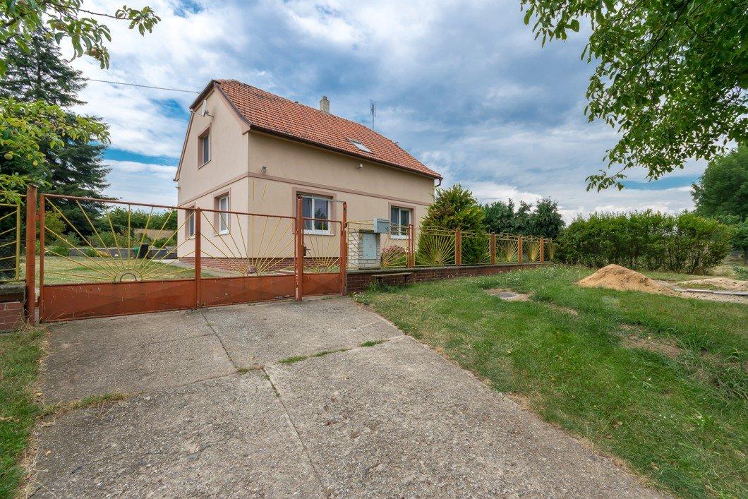Prodej dvougeneračního domu 170 m2 Kšely