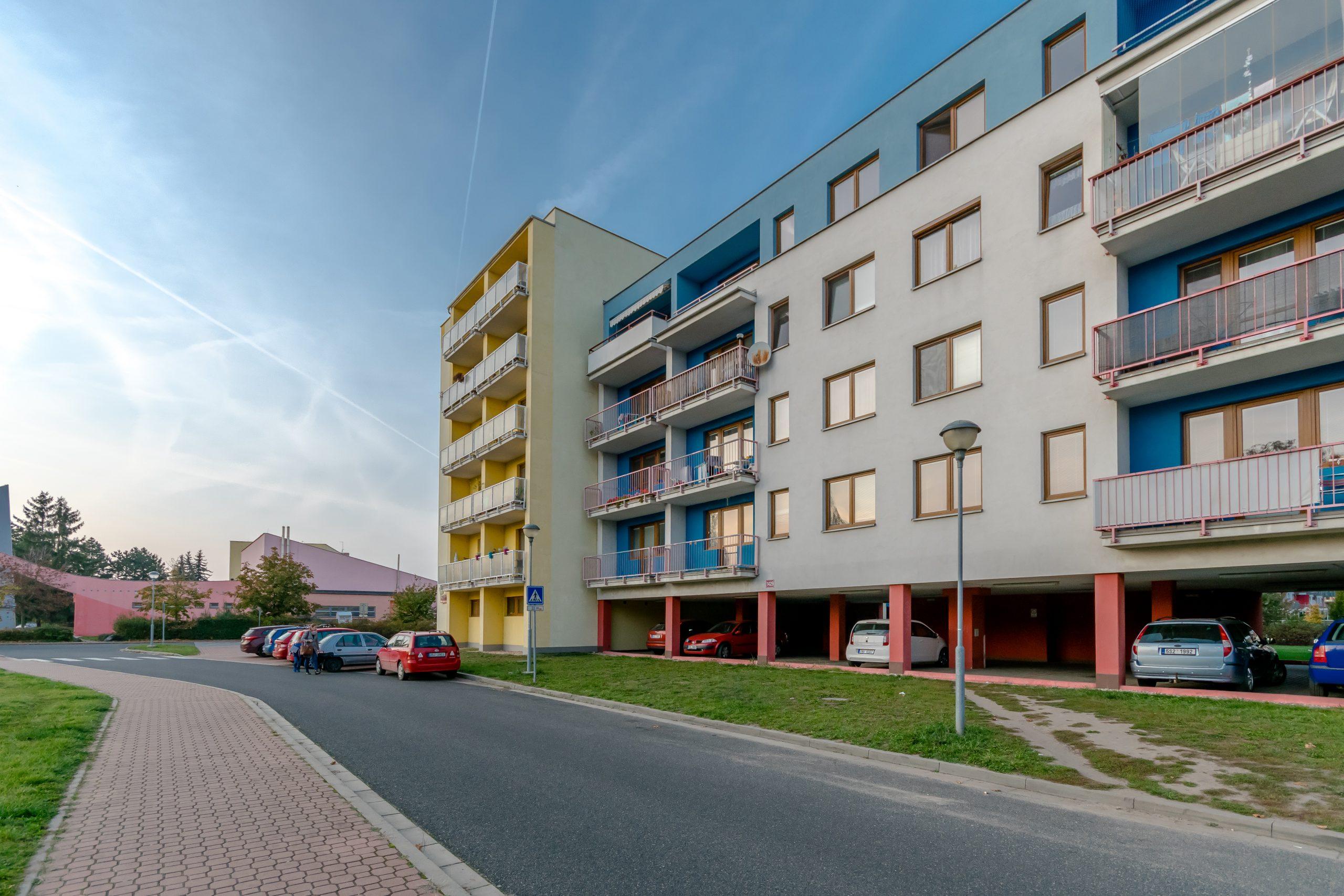Pronájem bytu 3kk 90m2 Poděbrady