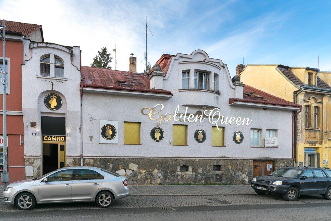 Rezervováno – Prodej obchodního prostoru 400 m² Čelákovice