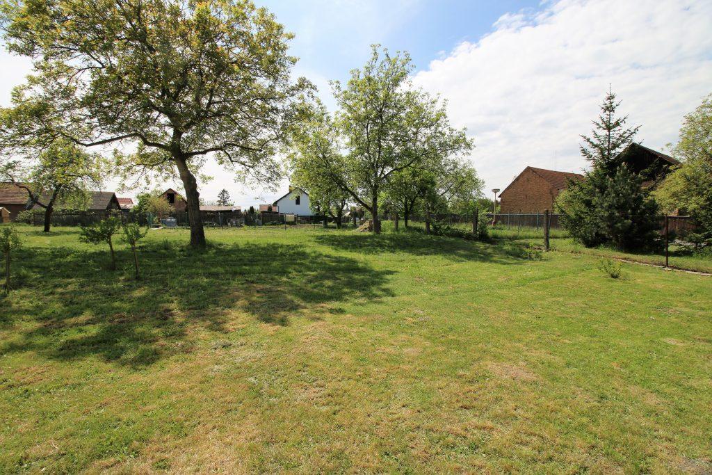 Prodej stavebního pozemku 1148 Hrubý jeseník