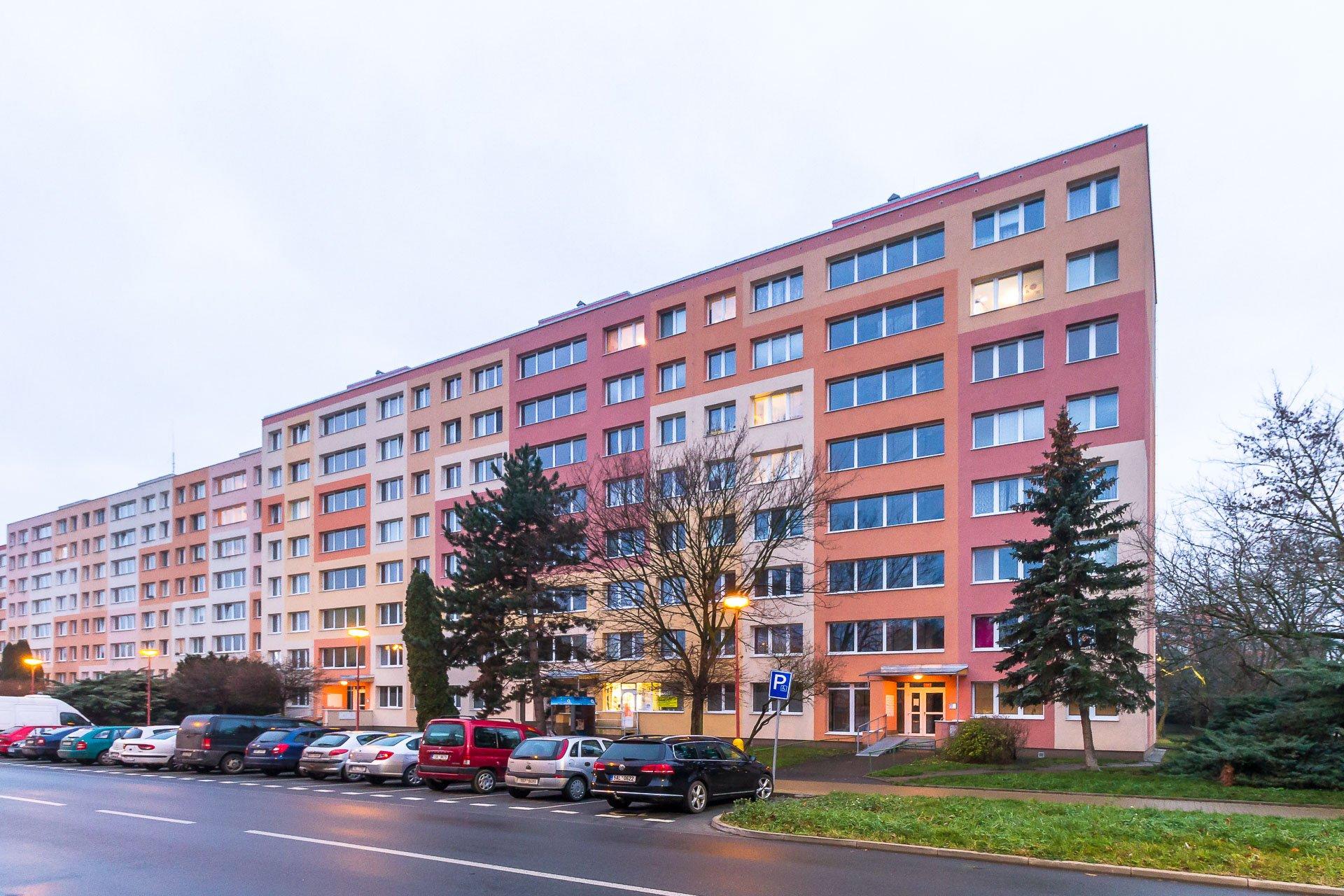 Prodej družstevního bytu 2kk 41m2 Neratovice