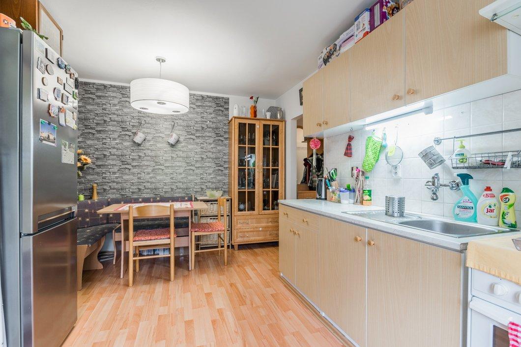 Prodej bytu 2+1 56m2s dvojicí balkónů a sklepem, ul. Mírová Milovice – Mladá