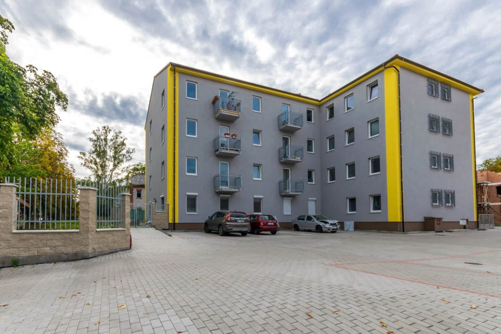 Pronájem bytu 1kk 34m2