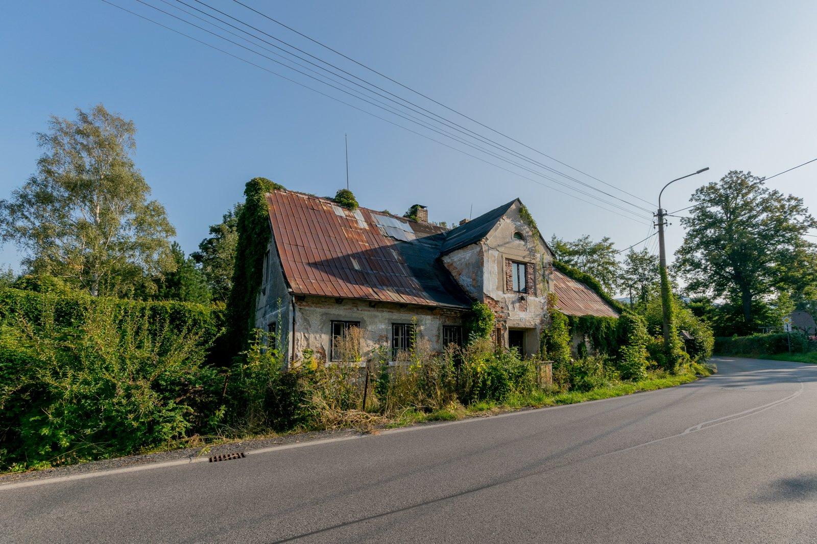 Prodej rodinného domu Hejnice, Liberecký kraj
