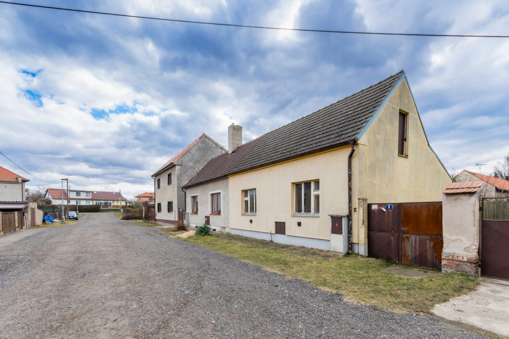 Prodej domu k rekonstrukci Brandýs nad Labem – Stará Boleslav