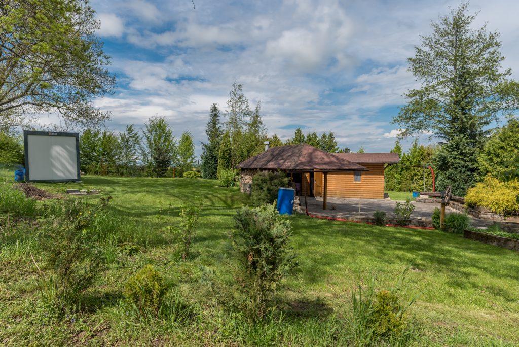 Prodej chaty 33 m², pozemek 2 512 m²